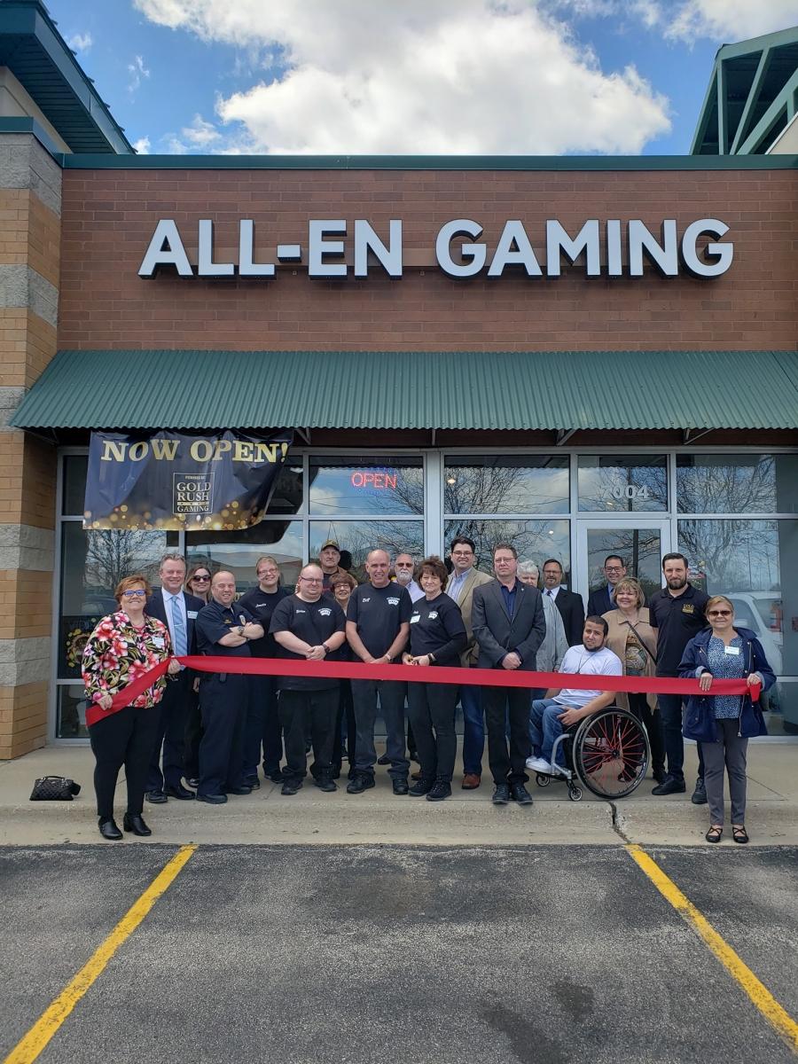 All-EN-Gaming-Ribbon-Cutting
